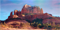 Cathedral Rock by Ramirez  in a 10 x 20  Unframed Print - Schmidt Fine Art Gallery