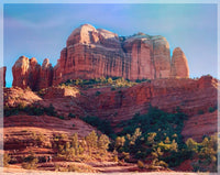 Cathedral Rock in a 4 x 5 Unframed Print - Schmidt Fine Art Gallery