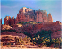 Cathedral Rock in a 8 x 10 Unframed Print - Schmidt Fine Art Gallery