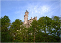 Neuschwanstein Castle in a 5 x 7 Print - Schmidt Fine Art Gallery