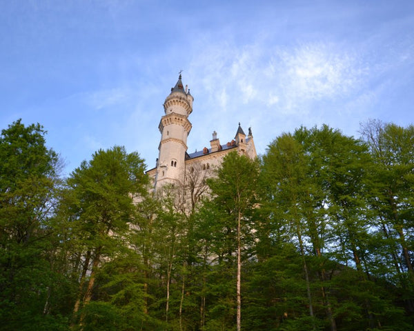 Neuschwanstein Castle in a 16 x 20 Canvas - Schmidt Fine Art Gallery