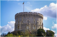 Spring at Windsor Castle 4 x 6 Print - Schmidt Fine Art Gallery