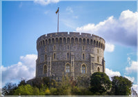 Spring at Windsor Castle 5 x 7 Print - Schmidt Fine Art Gallery