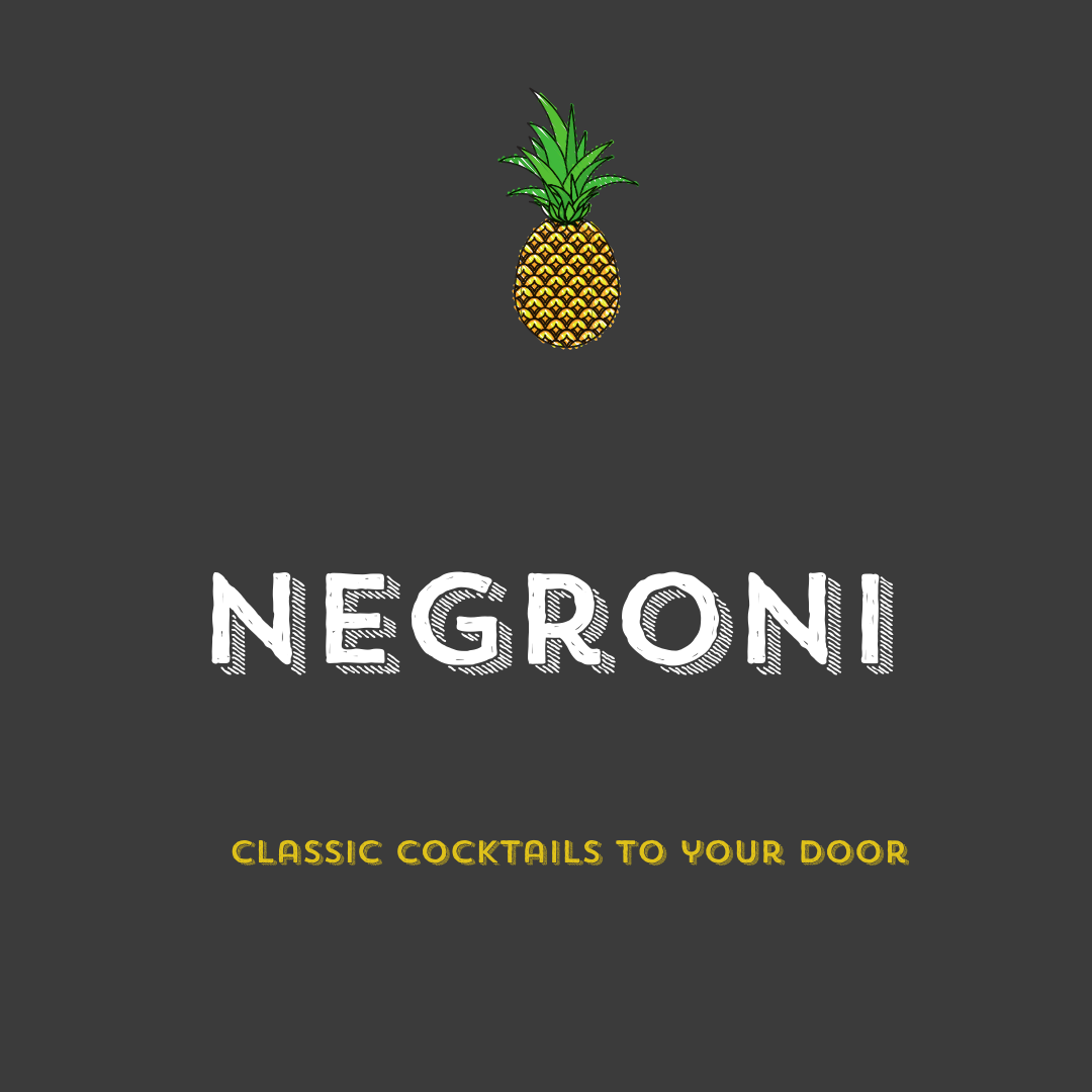 Negroni (2 Cocktails)