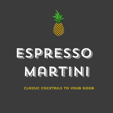 Espresso Martini (2 Cocktails)