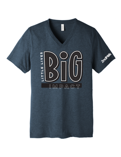 Little Lives Big Impact Tees