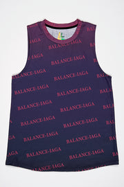 NEW! Balance-Iaga Women's Tank Purple