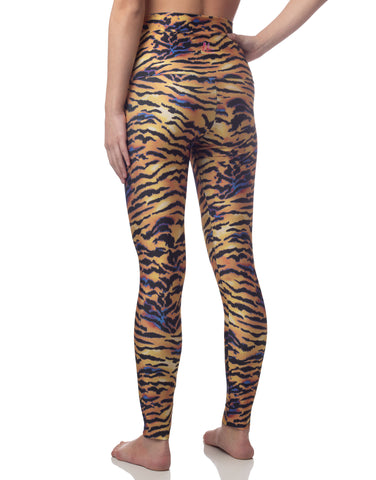 NEW! LL+Emily Hsu Golden Tigre Leggings