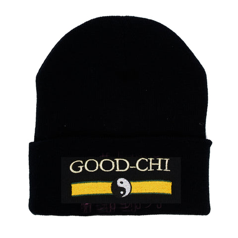 Good-Chi Beanie Black
