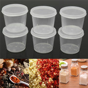 Disposable Plastic Takeaway Sauce Cup
