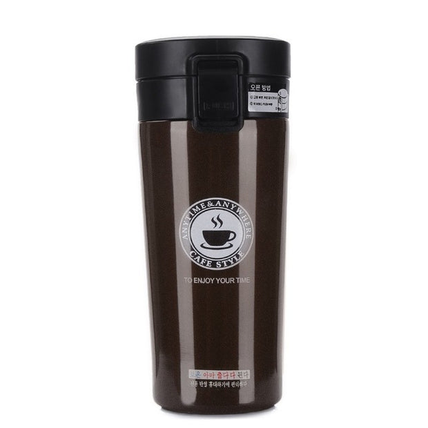 Thermocup Insulated Tumbler Vacuum Flask Coffee Mugs Travel Bottle Mug