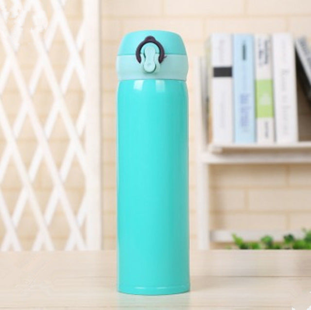 New Design Double Wall Stainless Steel Vacuum Flasks Thermocup