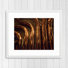 Load image into Gallery viewer, Copper Pipes - Prints and Wall Art