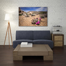 Load image into Gallery viewer, Blooming Prickly Pear Cactus - Prints and Wall Art