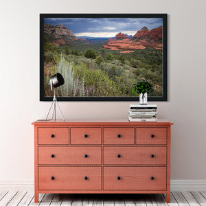 Sedona Red Rocks Valley - Prints and Wall Art