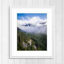 Load image into Gallery viewer, Sky Pilot and Co-Pilot Mountains - Prints and Wall Art