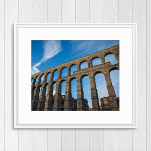Segovia Aqueducts - Prints and Wall Art