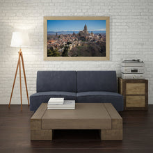 Load image into Gallery viewer, Segovia Cityscape - Prints and Wall Art