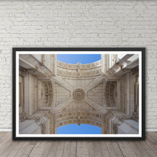Load image into Gallery viewer, Rua Augusta Arch - Art Prints and Canvases