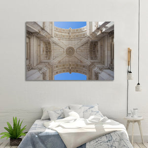 Rua Augusta Arch - Art Prints and Canvases