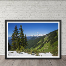 Load image into Gallery viewer, Cascade Mountains - Instant Printable Download