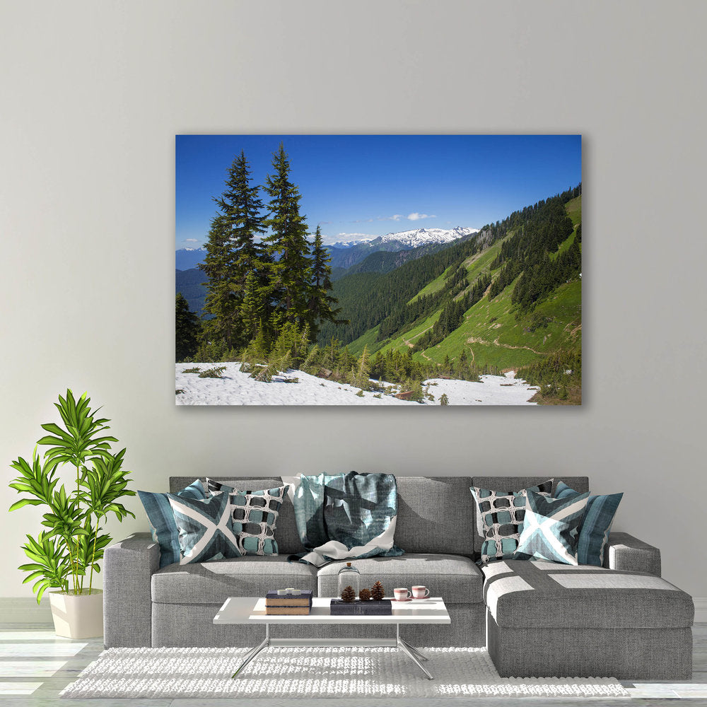 Cascade Mountains - Prints and Wall Art