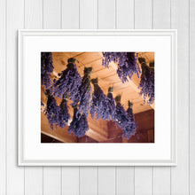 Load image into Gallery viewer, Drying Lavender - Prints and Wall Art