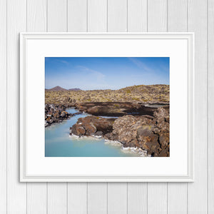 Blue Lagoon - Prints and Wall Art