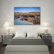 Load image into Gallery viewer, Blue Lagoon - Prints and Wall Art