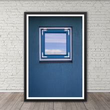 Load image into Gallery viewer, Reykjavík Window - Instant Printable Download
