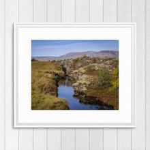 Load image into Gallery viewer, Þingvellir (Thingvellir) - Prints and Wall Art