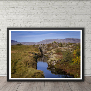 Þingvellir (Thingvellir) - Prints and Wall Art