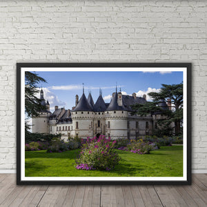 Château de Chaumont - Prints and Wall Art