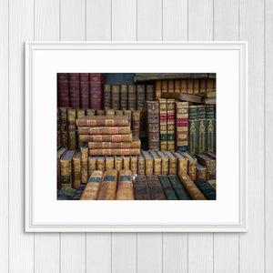 Antique Books - Prints and Wall Art