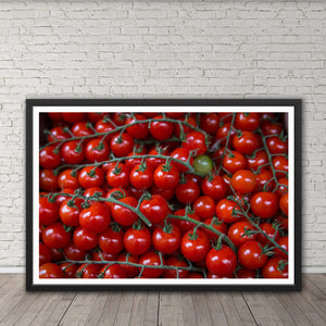 Cherry Tomatoes - Prints and Wall Art