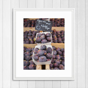 French Figs - Instant Printable Download