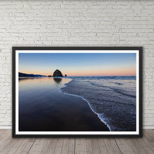 Load image into Gallery viewer, Haystack Rock at Sunrise - Instant Printable Download
