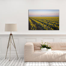 Load image into Gallery viewer, Daffodil Field at Sunrise - Instant Printable Download