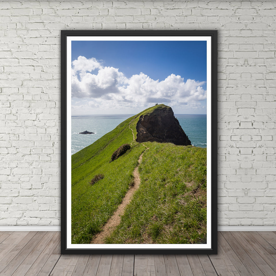 God's Thumb Trail - Instant Printable Download