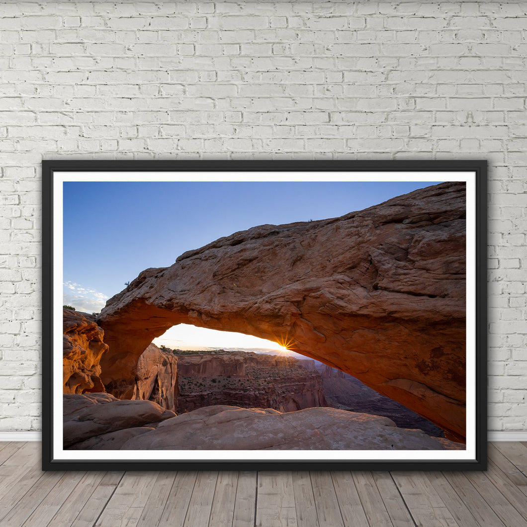 Mesa Arch - Instant Printable Download