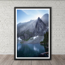 Load image into Gallery viewer, Lake Serene - Instant Printable Download