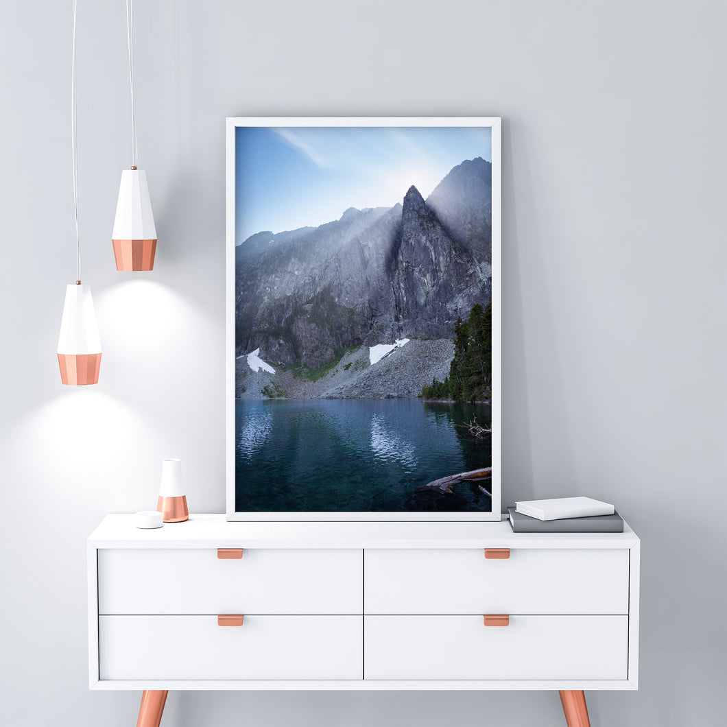 Lake Serene - Prints and Wall Art