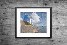 Load image into Gallery viewer, Ailsa Geometric Landscape Artwork Print