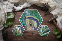 Load image into Gallery viewer, Bryn Mini Collection of Hexagon Photo Prints