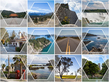 Load image into Gallery viewer, Eliza Hexagon Calendar Collection