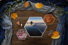 Load image into Gallery viewer, Nasim Mini Collection of Hexagon Photo Prints