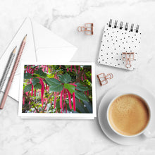Load image into Gallery viewer, Paradise Blooms Notecards