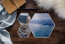 Load image into Gallery viewer, Perri Mini Collection of Hexagon Photo Prints