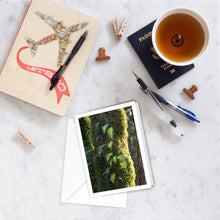 Load image into Gallery viewer, Seasons of Green Notecards
