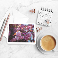Load image into Gallery viewer, Springtime Blush Notecards